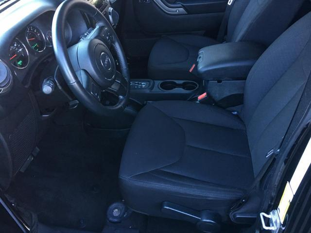 2014 Jeep Wrangler Unlimited for sale at North End Motors Sales in Worcester MA
