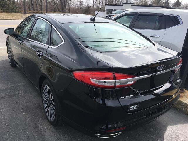 2017 Ford Fusion for sale at North End Motors Sales in Worcester MA