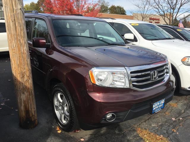 2013 Honda Pilot for sale at North End Motors Sales in Worcester MA