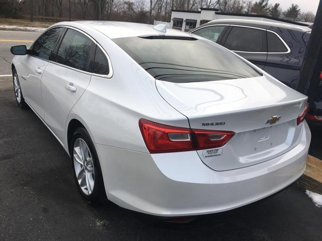 2016 Chevrolet Malibu for sale at North End Motors Sales in Worcester MA