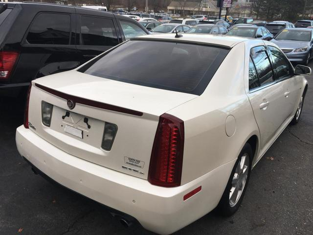 2007 Cadillac STS for sale at North End Motors Sales in Worcester MA