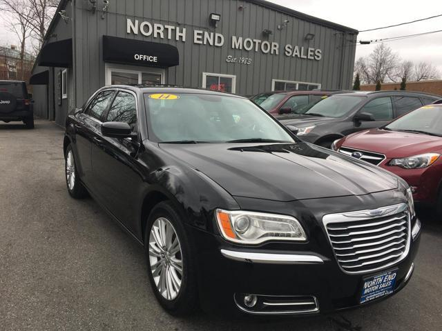 2014 Chrysler 300 for sale at North End Motors Sales in Worcester MA