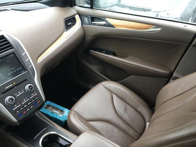2015 Lincoln MKC for sale at North End Motors Sales in Worcester MA