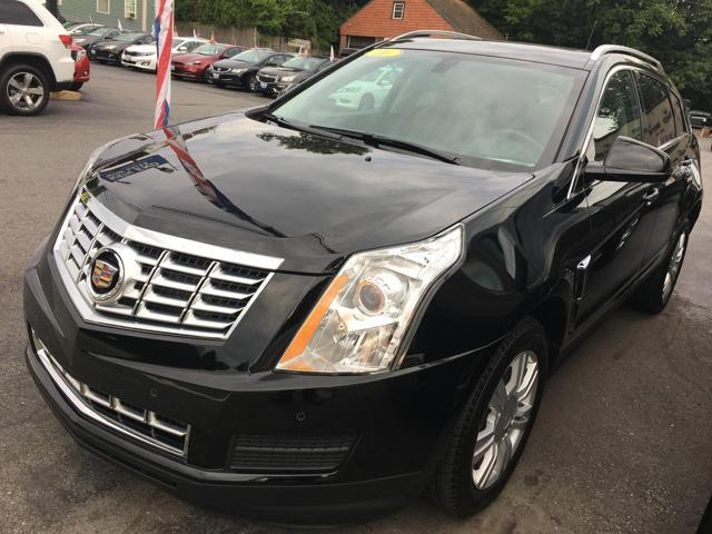 2016 Cadillac SRX for sale at North End Motors Sales in Worcester MA