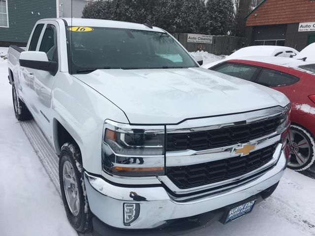 2016 Chevrolet Silverado 1500 for sale at North End Motors Sales in Worcester MA