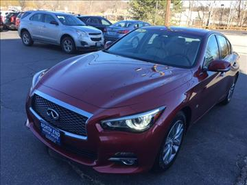 2014 Infiniti Q50 for sale at North End Motors Sales in Worcester MA