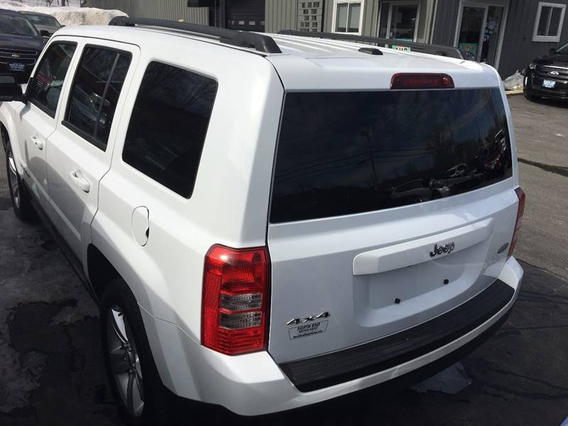 2014 Jeep Patriot for sale at North End Motors Sales in Worcester MA