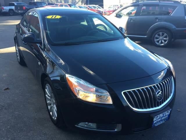 2011 Buick Regal for sale at North End Motors Sales in Worcester MA