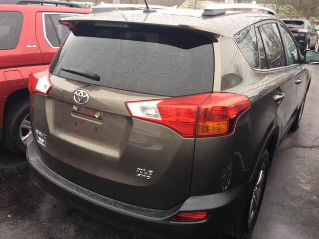 2015 Toyota RAV4 for sale at North End Motors Sales in Worcester MA