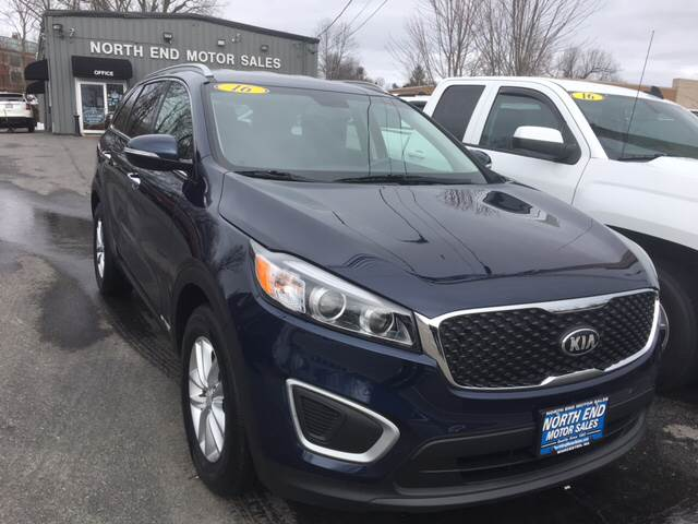 2016 Kia Sorento for sale at North End Motors Sales in Worcester MA