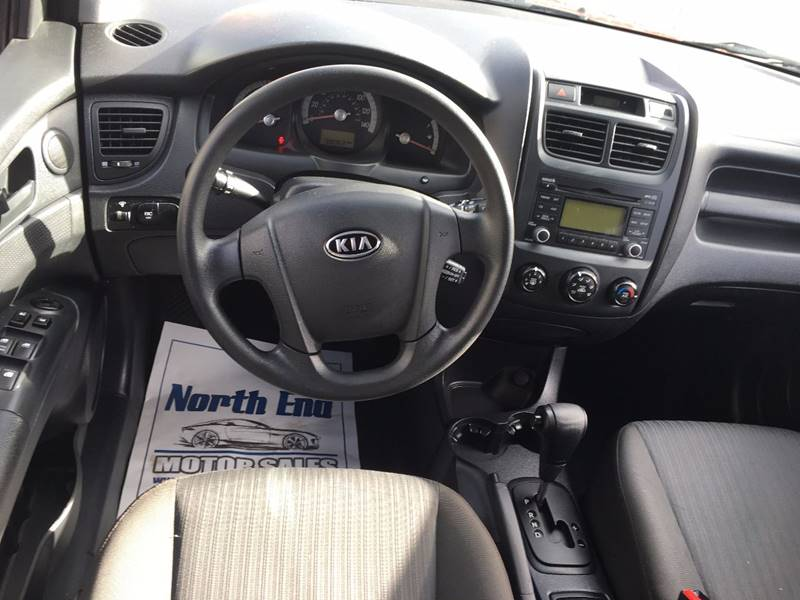 2009 Kia Sportage for sale at North End Motors Sales in Worcester MA