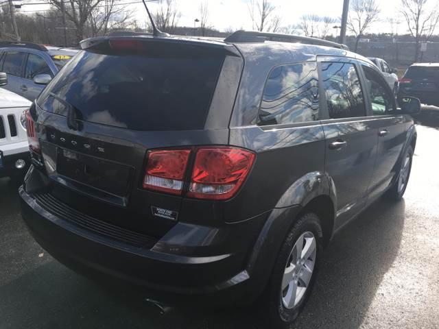2014 Dodge Journey for sale at North End Motors Sales in Worcester MA