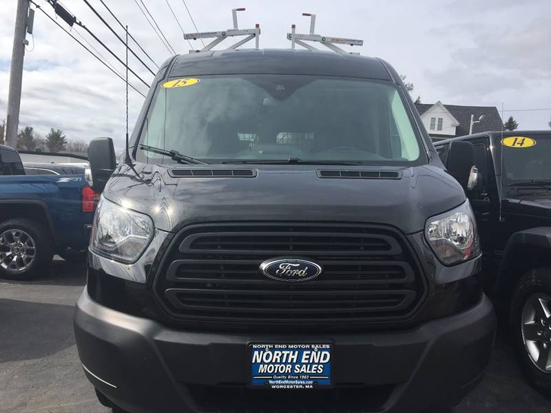 2015 Ford Transit Cargo for sale at North End Motors Sales in Worcester MA