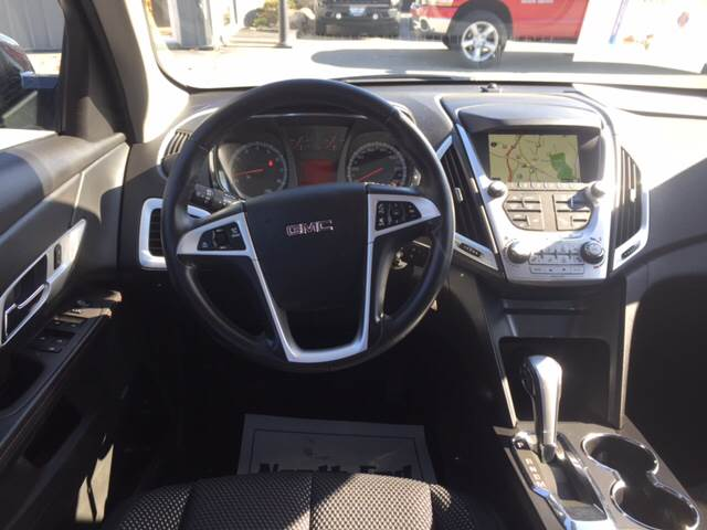 2014 GMC Terrain for sale at North End Motors Sales in Worcester MA