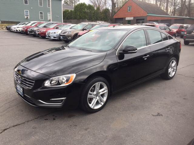2014 Volvo S60 for sale at North End Motors Sales in Worcester MA