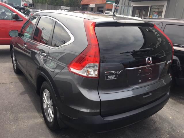 2014 Honda CR-V for sale at North End Motors Sales in Worcester MA