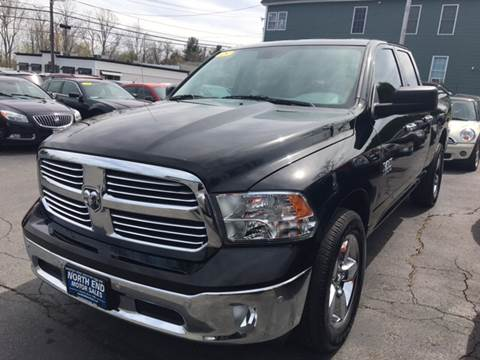2015 RAM Ram Pickup 1500 for sale at North End Motors Sales in Worcester MA