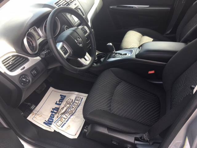 2016 Dodge Journey for sale at North End Motors Sales in Worcester MA