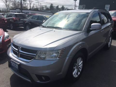 2016 Dodge Journey for sale at North End Motors Sales in Worcester MA