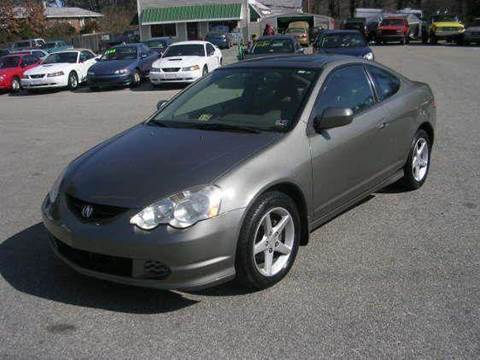 2003 Acura RSX for sale at Deer Park Auto Sales Corp in Newport News VA