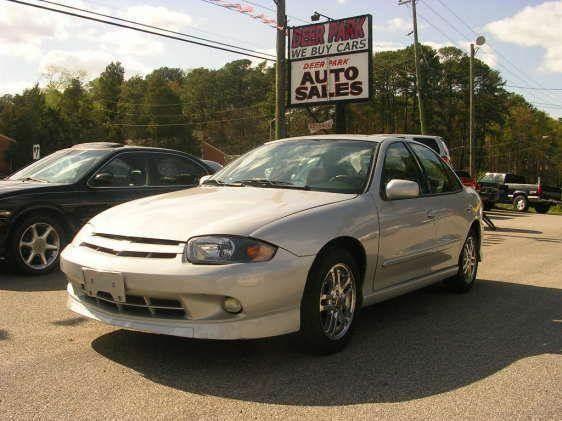 2003 Chevrolet Cavalier Ls Sport 4dr Sedan In Newport News Va Deer