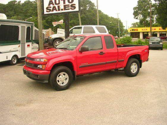 2004 Chevrolet Colorado Z71 News >> 2004 Chevrolet Colorado Z71 Z71 Ls Zq8 Zq8 Ls In Newport News Va