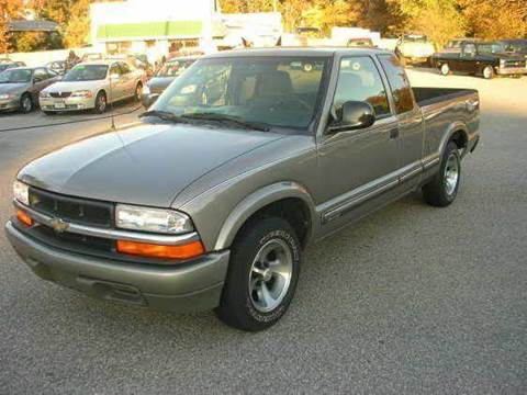 2001 Chevrolet S-10 for sale at Deer Park Auto Sales Corp in Newport News VA