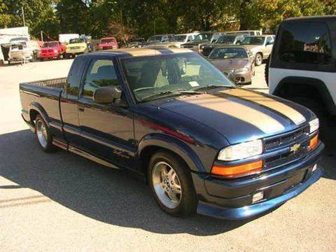 2002 Chevrolet S-10 for sale at Deer Park Auto Sales Corp in Newport News VA