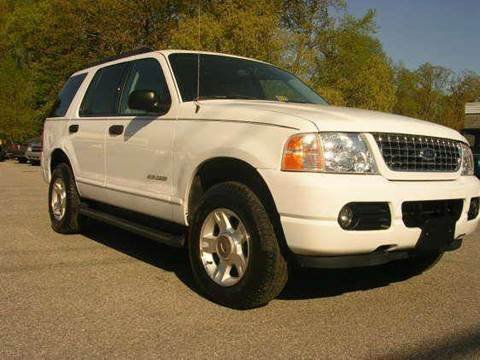 2005 Ford Explorer for sale at Deer Park Auto Sales Corp in Newport News VA
