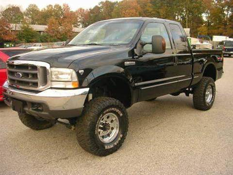 1999 Ford F-350 Super Duty for sale at Deer Park Auto Sales Corp in Newport News VA