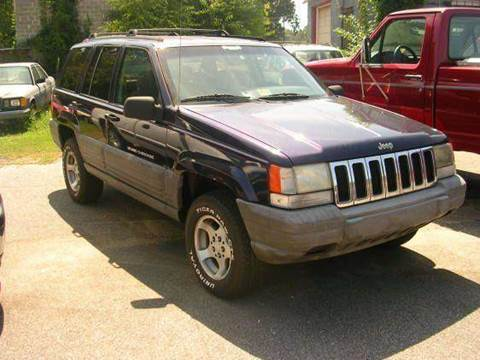 1997 Jeep Grand Cherokee for sale at Deer Park Auto Sales Corp in Newport News VA