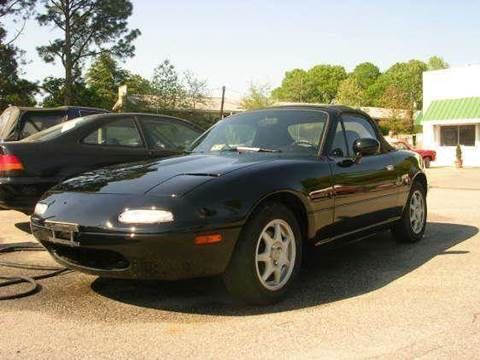 1994 Mazda MX-5 Miata for sale at Deer Park Auto Sales Corp in Newport News VA