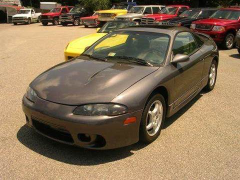 1998 Mitsubishi Eclipse for sale at Deer Park Auto Sales Corp in Newport News VA