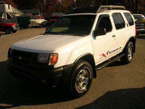 2000 Nissan Xterra for sale at Deer Park Auto Sales Corp in Newport News VA