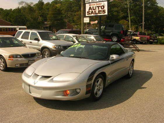 1998 Pontiac Firebird for sale at Deer Park Auto Sales Corp in Newport News VA