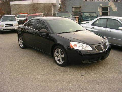 2006 Pontiac G6 for sale at Deer Park Auto Sales Corp in Newport News VA