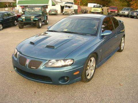 2004 Pontiac GTO for sale at Deer Park Auto Sales Corp in Newport News VA