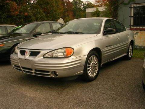 2003 Pontiac Grand Am for sale at Deer Park Auto Sales Corp in Newport News VA