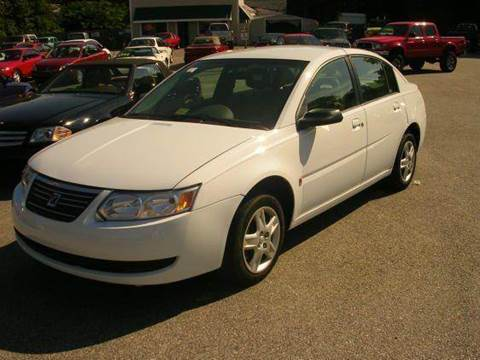 2006 Saturn Ion for sale at Deer Park Auto Sales Corp in Newport News VA