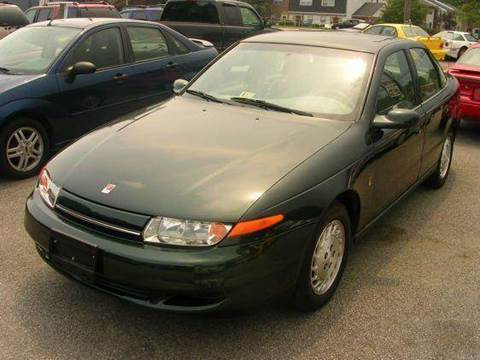 2001 Saturn L-Series for sale at Deer Park Auto Sales Corp in Newport News VA