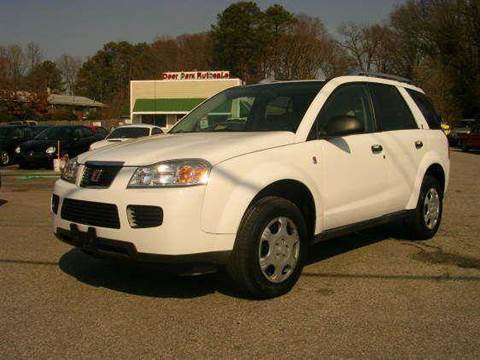 2007 Saturn Vue for sale at Deer Park Auto Sales Corp in Newport News VA