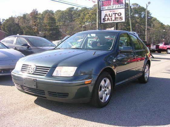 2004 Volkswagen Jetta for sale at Deer Park Auto Sales Corp in Newport News VA
