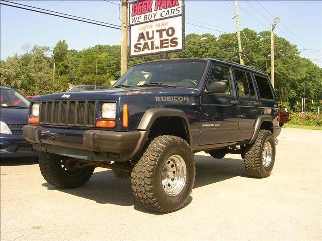 2001 Jeep Cherokee Sport 4X4   Newport News VA