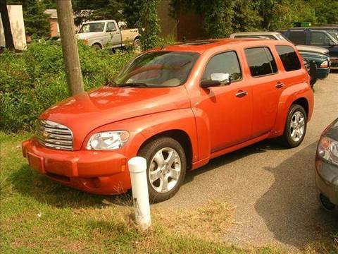2006 Chevrolet HHR for sale at Deer Park Auto Sales Corp in Newport News VA