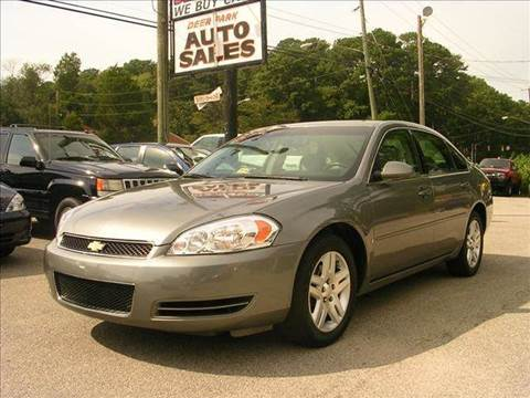 2006 Chevrolet Impala for sale at Deer Park Auto Sales Corp in Newport News VA
