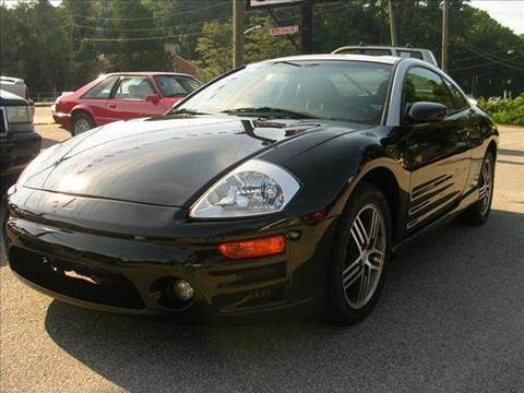 2003 Mitsubishi Eclipse for sale at Deer Park Auto Sales Corp in Newport News VA