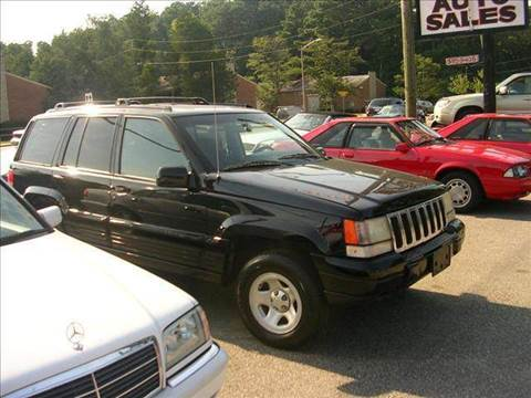 1998 Jeep Grand Cherokee for sale at Deer Park Auto Sales Corp in Newport News VA