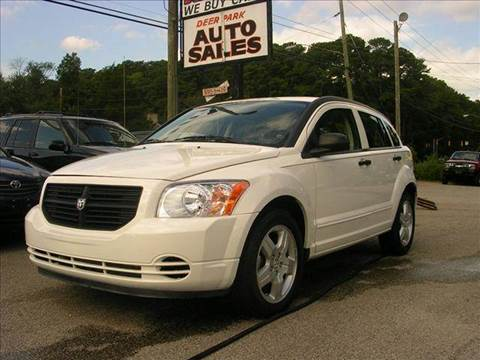 2008 Dodge Caliber for sale at Deer Park Auto Sales Corp in Newport News VA