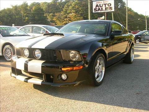 2007 Ford Mustang for sale at Deer Park Auto Sales Corp in Newport News VA