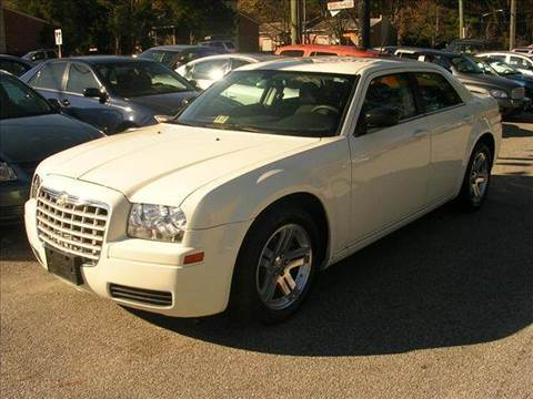 2008 Chrysler 300 for sale at Deer Park Auto Sales Corp in Newport News VA